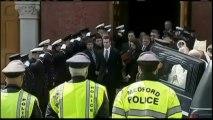 Minute de silence à Boston lors des obsèques de Krystle Campbell, 29 ans