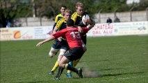 Rugby VILLERÉAL – NÉRAC - Demi-finale du Championnat du Périgord-Agenais - 21/04/2013