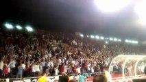 Beşiktaş - Partizan Maçı taraftar şov! Sevemez kimse seni