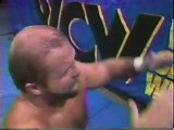 20. 91-11-19 Ricky Steamboat & Dustin Rhodes vs. Arn Anderson & Larry Zbyszko (Clash XVII)