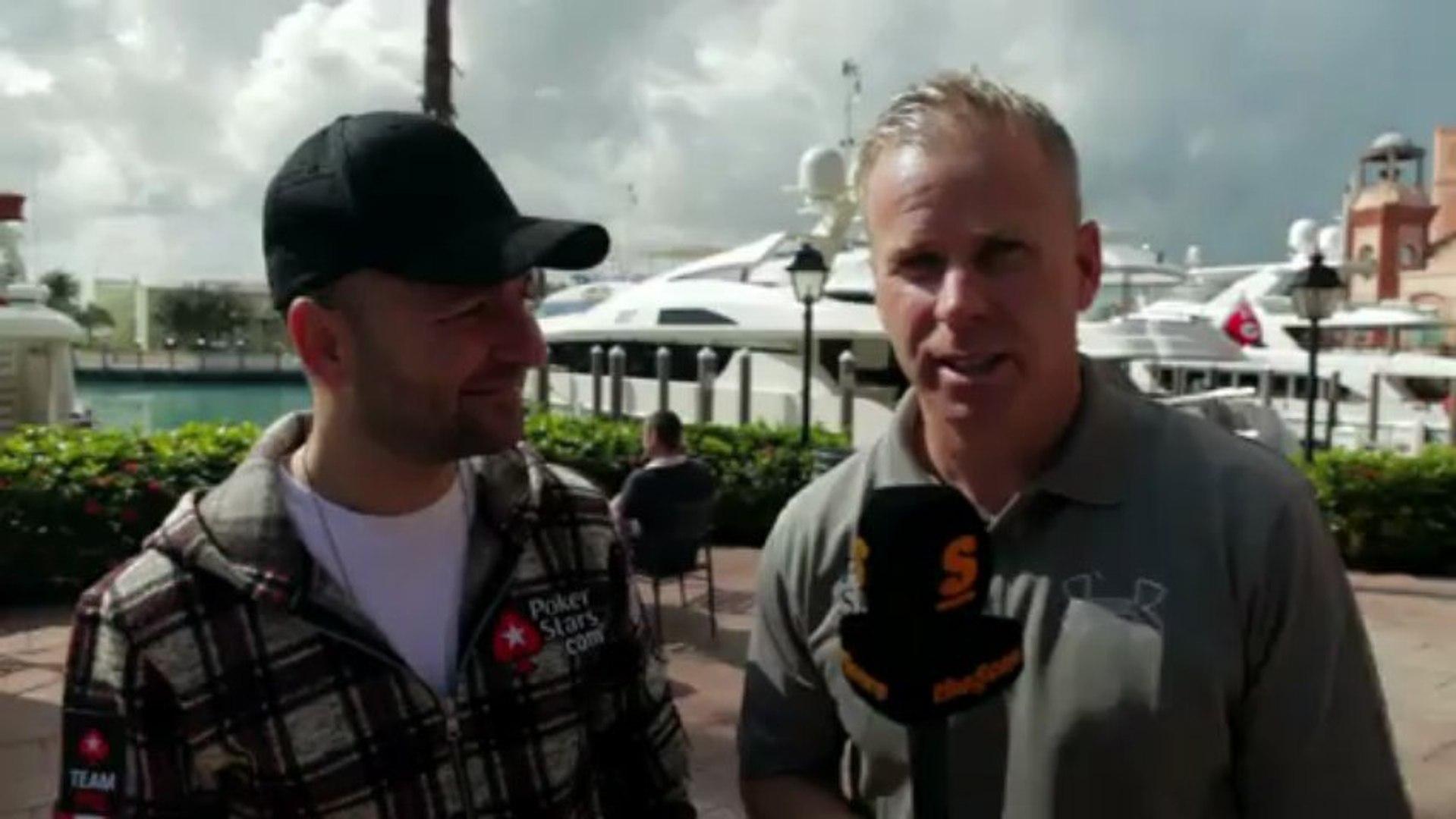 Gerry Dee meets Daniel Negreanu