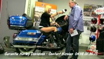HARLEY DAVIDSON ELECTRA GLIDE ULTRA  occasion VAR Harley davidson - HARLEY TOULON OCCASION