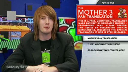 Sega Pluto Up For Grabs, Free Games on 3DS, and the Mother 3 Fan Translation. - Hard News Clip
