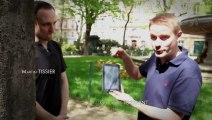 Urban Gaming : tablettes tactiles & modes de jeux pour team building ...