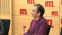 """""""La Chronique d'Eric Zemmour"""" : la violence dans les manifs"""