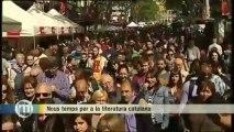 TV3 - Els matins - Comença la marató de signatures. I parlem dels nous temps per a la literatura