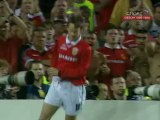 1999 Manchester United FC - FC Bayern Munchen 2nd half