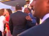Gabon : arrivée du Président Ali Bongo Ondimba au Maroc
