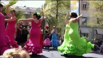 Ritmo Latino: Place Clemenceau le 20 avril 2013 (Montage 1)
