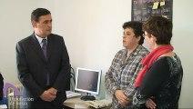 Visita al CEAS de Almazán