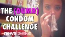 Dangerous Teen Condom Challenge Goes Viral