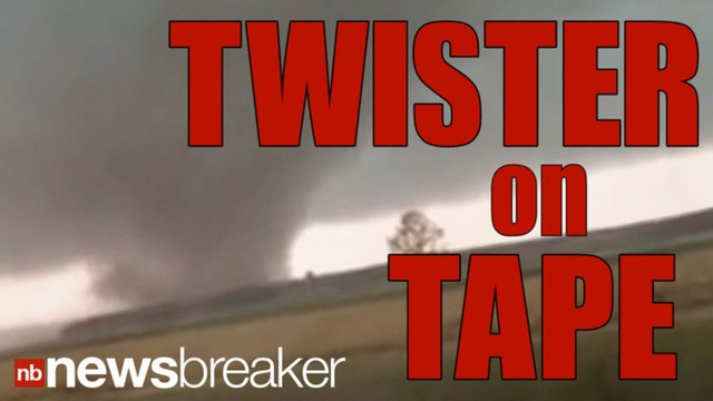 Camera Catches Massive Tornado Tearing Through South