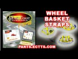 wheel straps car shipper straps wheel basket straps jerrdan straps