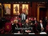 "Sénateur Bertin Mampaka:"" Rassemblons nous sinon..."" sur radio congonabiso Fm avec Ramses Ramazani et Papa Jules"