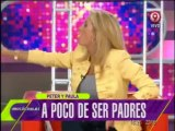 Paula Chaves y Pedro Alfonso en Implacables