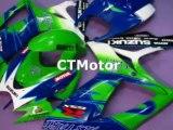 CTMotor 2006-2007 SUZUKI GSXR 600 750 K6 FAIRING BTA