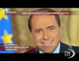 """Sparatoria p. Chigi, Berlusconi: Estrema sinistra incita a odio. """"Poi succedono cose come questa, basta scherzare col fuoco"""""""