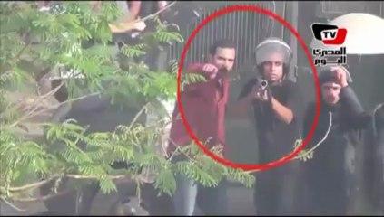 URGENT : La cathédrale #copte du Caire a été attaquée avec la complicité de la police