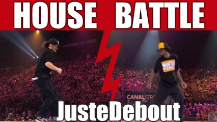House dance battle : Mamson & Babson vs Tonyz & Veusty