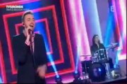 Christophe Willem  - Je Marche Seul  -  In Live - Le 19 -04 -2013 -