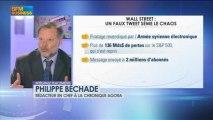 Philippe Béchade: Le Big Bang japonnais/ Le diktat des robots, Intégrale Placements - 24/04