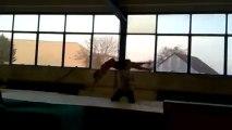 Rondade-Flip Sarah