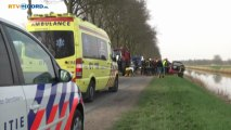 Nekletsel na frontale botsing op tractor - RTV Noord