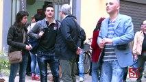 Napoli - I fratelli Scuotto presentano la loro galleria a palazzo Mondragone (22.04.13)
