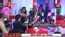 Madhubala-New News-AajTak-24th April 2013-Rk&Madhu Romance in Date...