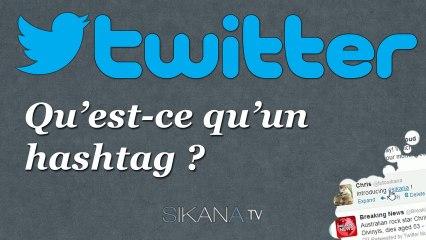 Tutorial Twitter: Qu'est-ce qu'un hashtag?