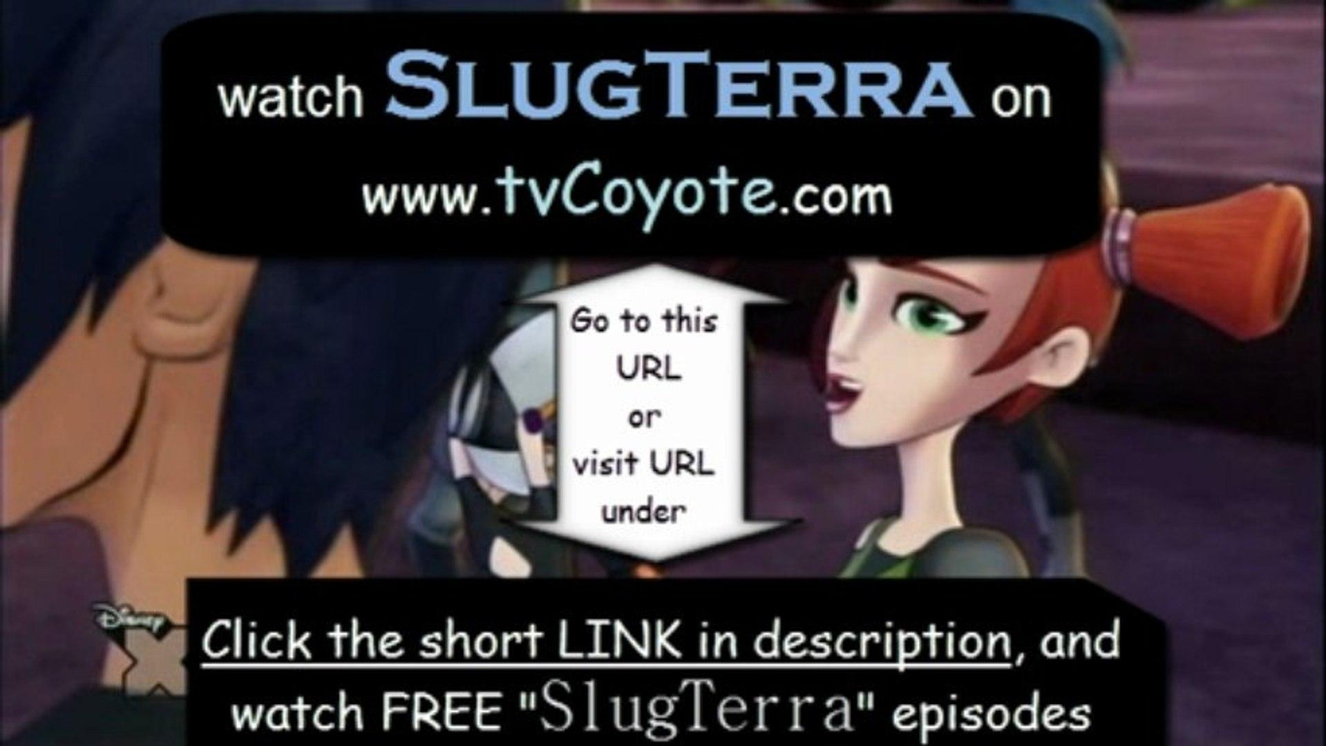 Slugterra Season 2 Episode 1 The New Kid Part 1 Video