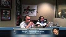 Gilbert Melendez on MMAjunkie.com Radio