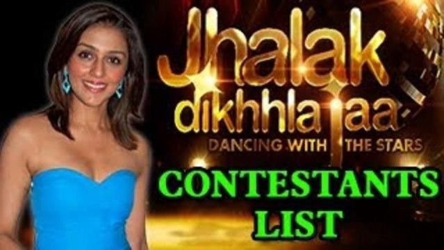 Jhalak Dikhla Jaa's FINAL CONTESTANTS - MUST WATCH