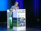Intervention de Ronan Stephan - Forum ADEME des Innovations 2010