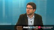Le talk économie Marsactu : Dominique Esteve, président de la CCI Provence Alpes Côte d'Azur