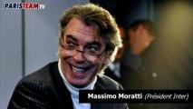 Moratti parle de Leonardo