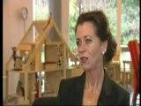 Liliane Limpens  Dolls Villa interview dutch television