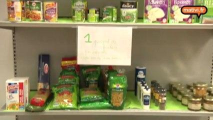 Be'Epi l'épicerie solidaire pour étudiants