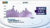 """Les marchés sanctionnent les """"mauvais"""" résultats des entreprises : Intégrale Bourse - 25 avril"""