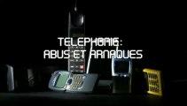 Téléphonie : abus et arnaques (2013)