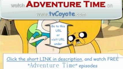 Adventure Time Season 5 Episode 19 - One Last Job | PopScreen
