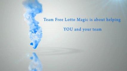 Team Lotto Magic - Stop Motion Colored Smoke Animation