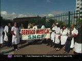 Grève au Centre Médical SNCF de Midi-Pyrénées