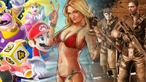 Grand Theft Auto V Trailers to Expose All Three Characters - Nick's Gaming View Episode #173