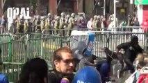 Estudiantes chilenos marchan por una Educación Estatal