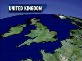 UK Weather Outlook - 04/25/2013