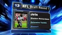 2013 NFL Draft: Jets Select Sheldon Richardson