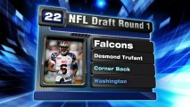 2013 NFL Draft: Falcons Select Desmond Trufant