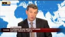 Chronique éco de Nicolas Doze: le chômage record impose d'attaquer certains tabous - 26/04