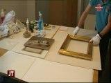 Derniers préparatifs pour le musée de Rumilly